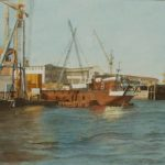 Hamburger Hafen IV