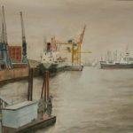Hamburger Hafen VIII