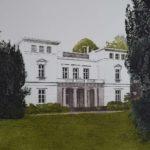 Das Haus Katharinenhof in Blankenese